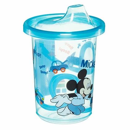 Vaso Semidesechable Con Pipeta Mickey - Disney