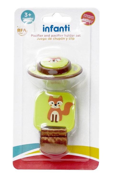 Chupón & Clip - Infanti