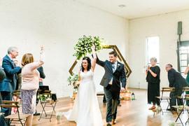 mckinney wedding one eleven east hutto t