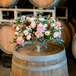 The Vineyard at Florence Styled Shoot