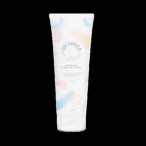 Shampoo + Bodaywash Espeso - OH!GANICS
