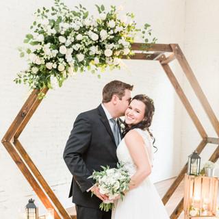 Jacque & Jay's Wedding