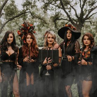 Witch Photoshoot