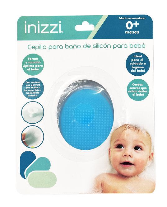 Cepillo De Baño De Silicon Para Bebé - Inizzi