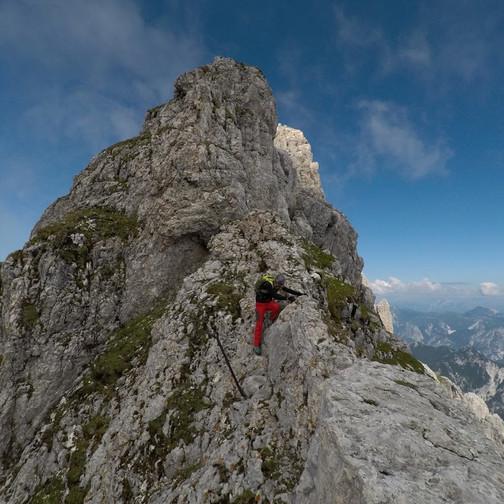 Lea na grebenčku