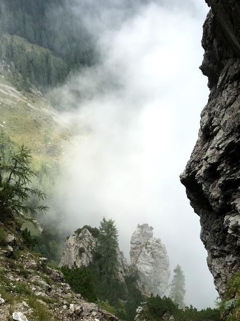 Razgled v dolino