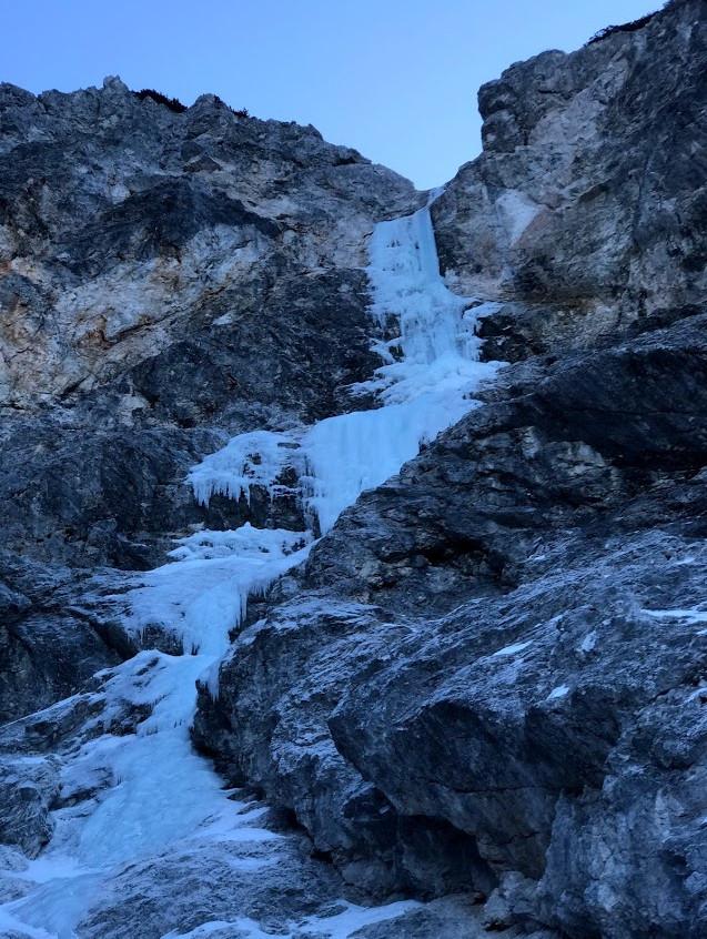 Spodnji Ledinski slap