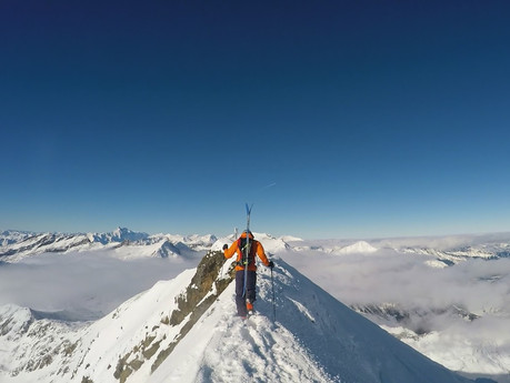 Mölltaler Gletscher in Schareck