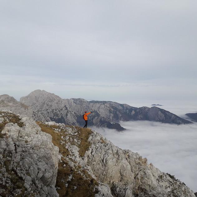 Proti Kalški gori