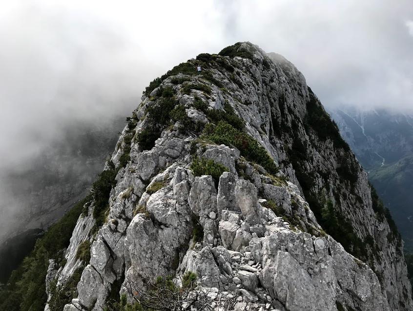In nazaj na najvišji vrh