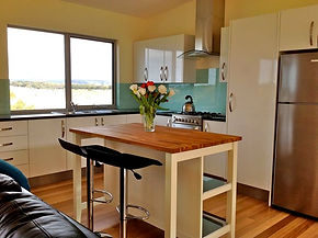 emu bay eco house kitchen