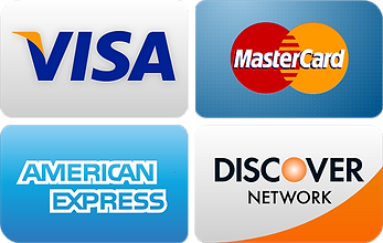 Plano Tow Service accepts all major credit cards including Visa, MasterCard, American Express, and Discover.