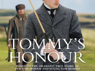 TOMMY'S HONOUR SHOWING 16/11/17 7.30PM