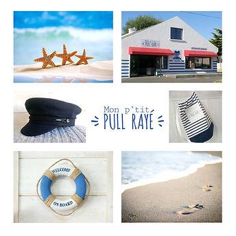Magasin de vêtements marins - Pulls marins et marinières