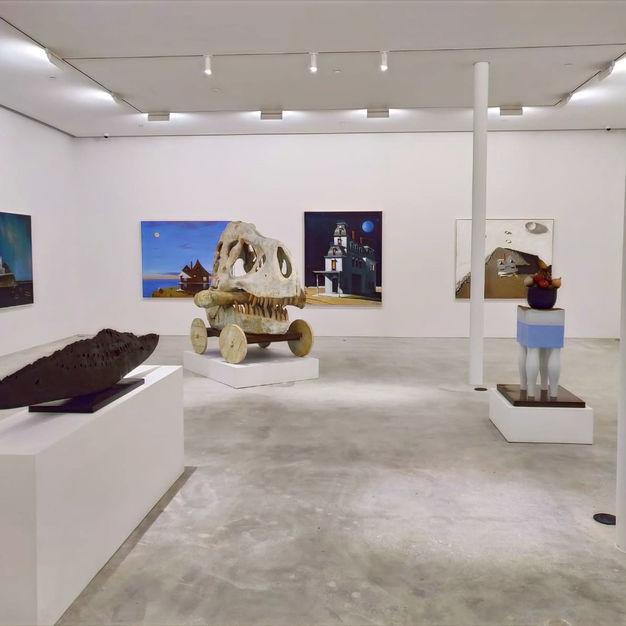 Ascaso Gallery Exhibition by Julio Larraz