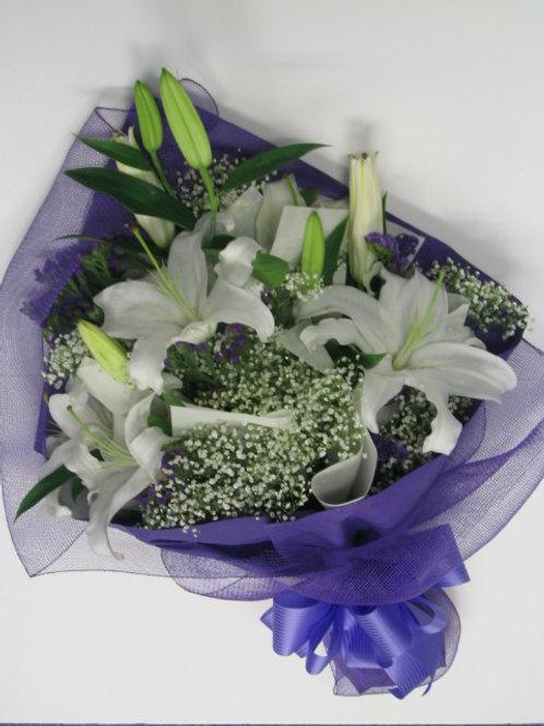White Lilies (HK 008)