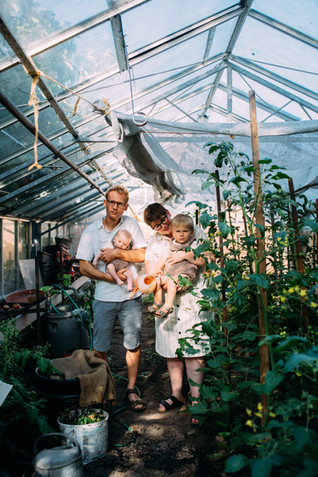 Christof, Femke, Korneel en Willem