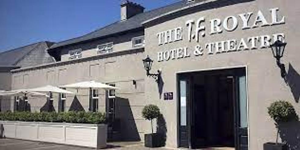 Safe Pass Castlebar - TF Royal Hotel 31st July