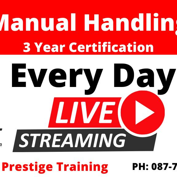 Manual Handling Course Online 24/7