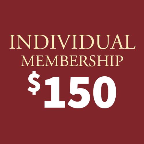 Individual Membership Dues