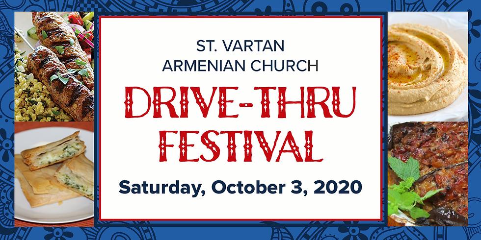 Drive Thru Festival