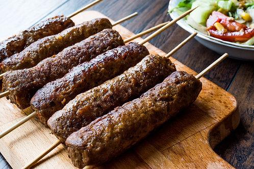 Luleh Kebab Meal