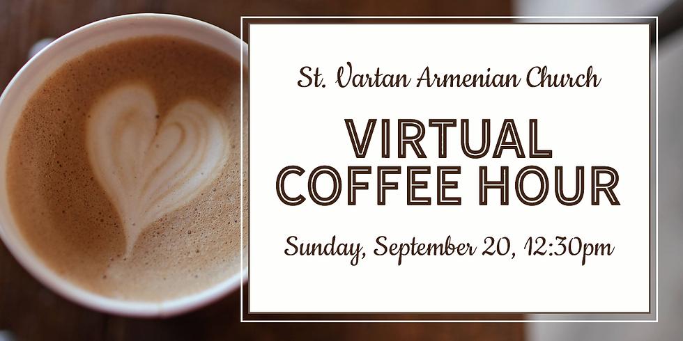 Virtual Coffee Hour #2