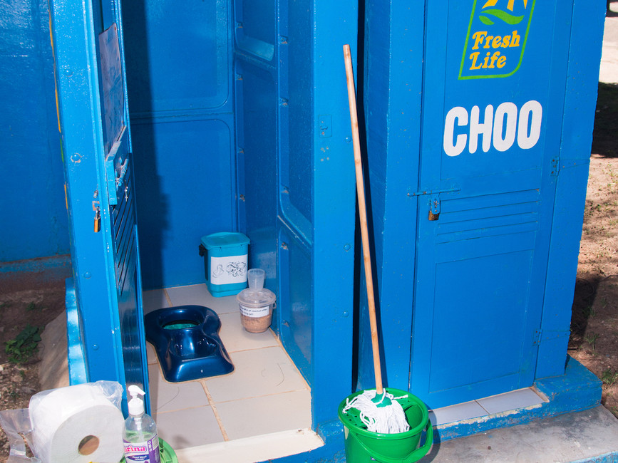 Container-based sanitation