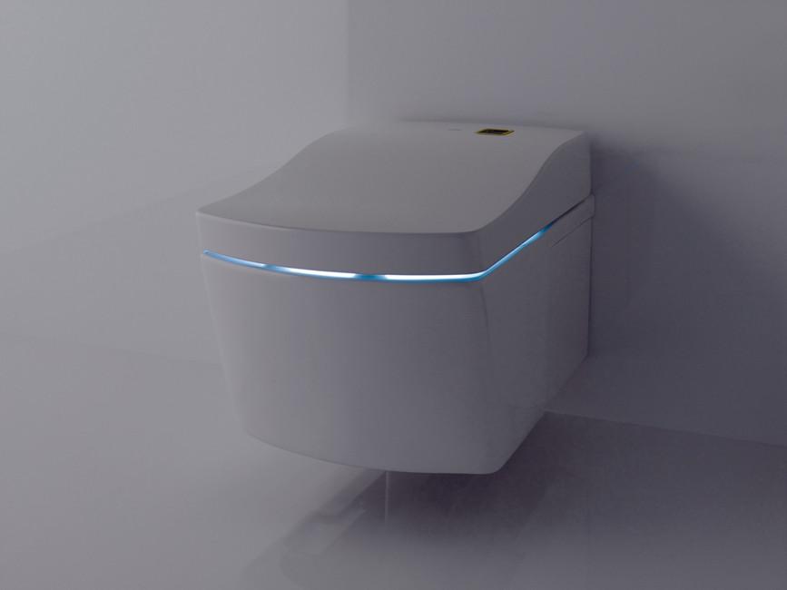 Japanese smart toilets