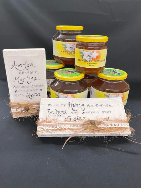 Honig aus Geiss