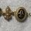Thumbnail: Gold Saints Bracelet