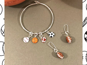 Let's Make Sports Jewelry!