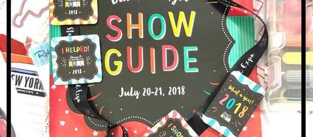 Scrapbook Expo 2018 - Duluth, GA