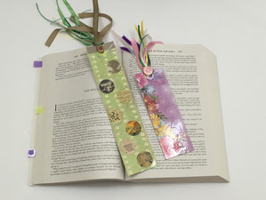 Back To School DIY - Bookmarks