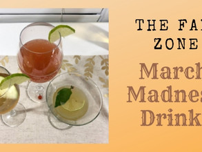The Fan Zone - March Madness Drinks