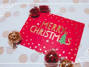 8 Days Of Christmas 2017 - Day 8 - Merry Christmas