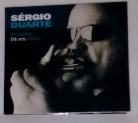 Sérgio Duarte - Acoustic Blues Harp