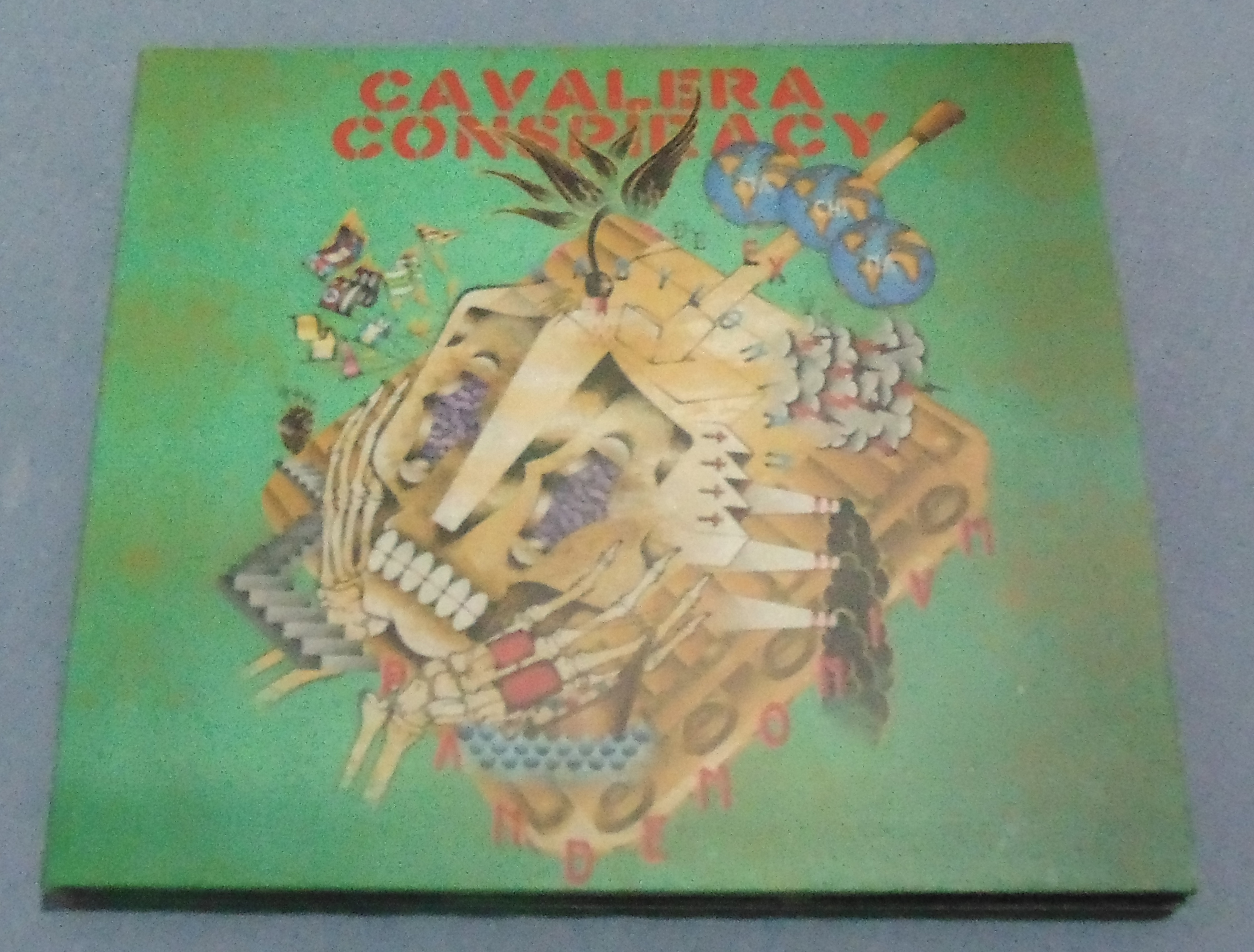 Cavalero Conspiracy.jpg