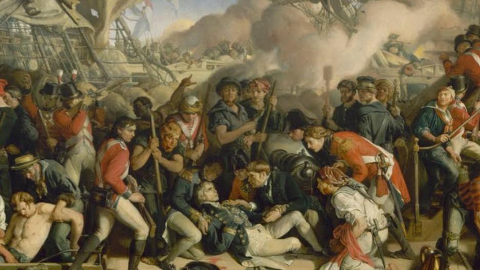 A Drop of Nelson's Blood (shanty)