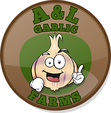 A&L Garlic Farms Logo