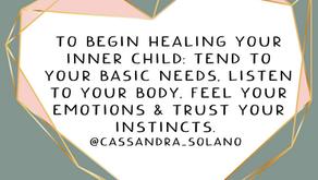 To Begin Healing Your Inner Child