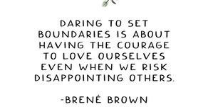 Do You Dare To Set Boundaries In Your Relationships?