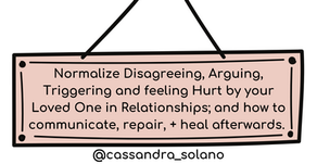 Normalize Disagreeing And More In Relationships