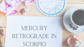 Mercury Retrograde In Scorpio