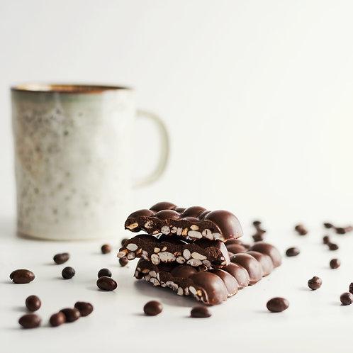 CarobSchokolade MOCCACHINO 100g