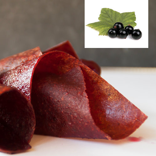 FruchtStreifen Schwarze Johannisbeere 40g