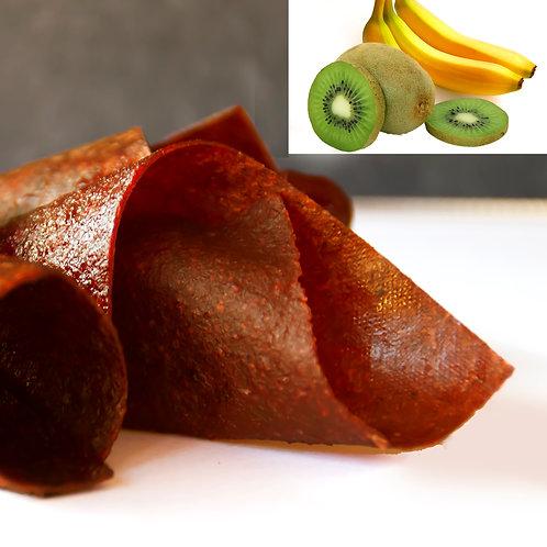FruchtStreifen Kiwi-Banane, 40g