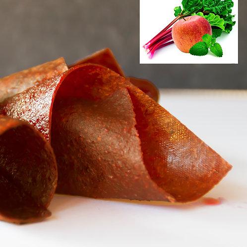 FruchtStreifen Rhabarber-Minze 40g