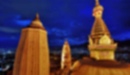 Nepal_Kathmandu_Night_Swayambhunath_2.jp