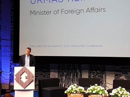 """Konferenzbericht """"100 Jahre Friede von Tartu"""""""